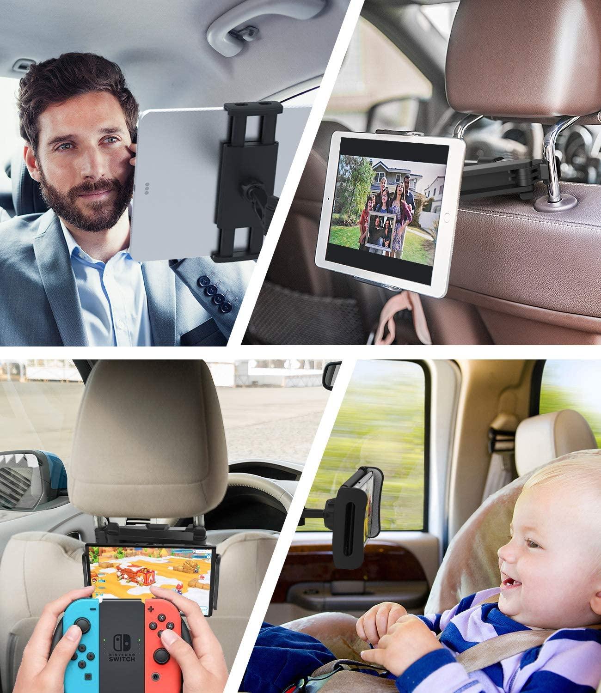 Le support tablette voiture AHK